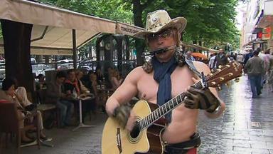 Tatort Deutschland - Aus Den Akten Der Justiz - Finger Abgesägt \/ Der Nackte Cowboy