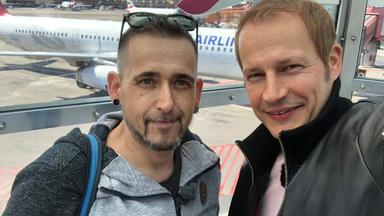 Das Berlin Projekt - Endlich Am Ziel: Jessica Und Sascha Haben Es Geschafft!