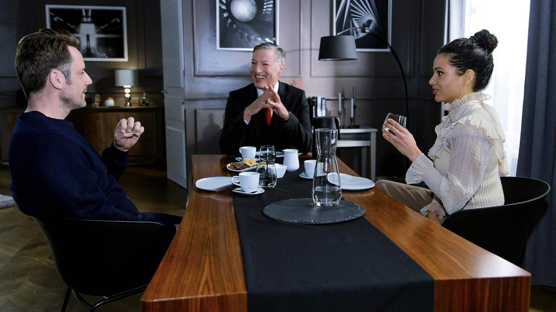 Justus beschließt, mit Georg reinen Tisch zu machen | Folge 3615