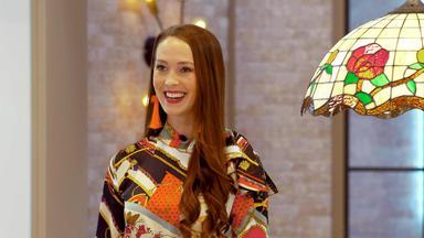 Die Superhändler - 4 Räume, 1 Deal - Tiffany Lampe (mit Promi Christina Grass) \/ Heinzelmännchen Kochkiste