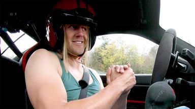 Auto Mobil - Thema U.a.: Lance Als Film-stuntfahrer