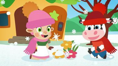 Sing Mit Toggolino - Schneeflöckchen, Weißröckchen