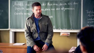 Der Lehrer - David Ritter Von Der Drogenfahndung
