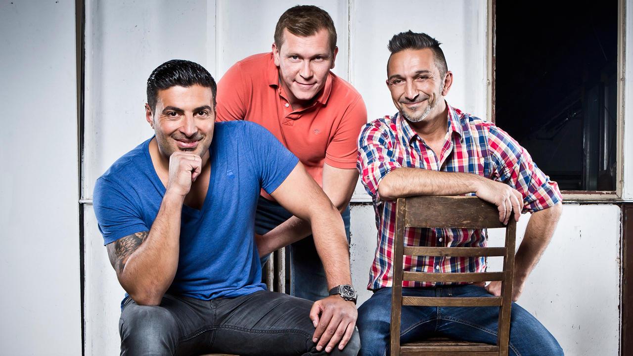 Mauro, Otto und Sükrü bei William | Folge 67