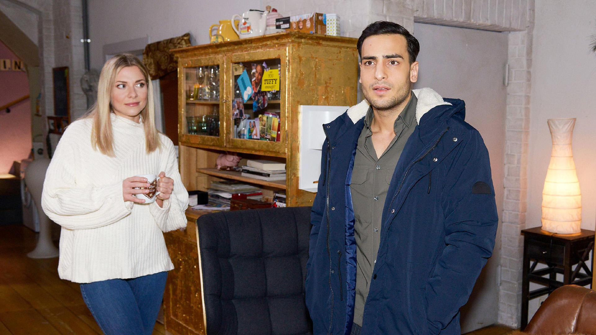 Nihat macht sich nach einem Streit mit Lilly Sorgen | Folge 7203