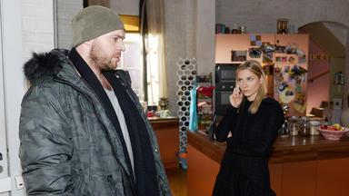 Gzsz - Die Unterstützung Seitens Merle Und Leon Tut Erik Gut