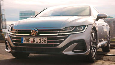 Auto Mobil - Thema U.a.: Vw Arteon Shooting Brake