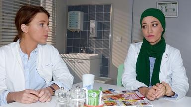 Gzsz - Nazan Wird Klar, Dass Felix Seine Mutter Entführt Hat