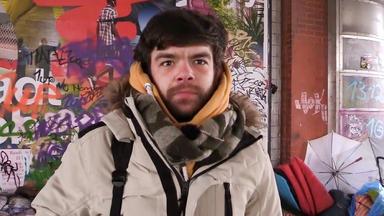 Die Alltagskämpfer - Überleben In Deutschland - Freiheit, Frost Und Frust - Obdachlose Im Winter