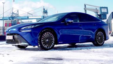 Auto Mobil - Thema U.a.: Toyota Mirai 2 Mit Andi