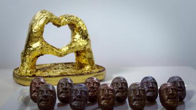 Die Meister-chocolatiers: Träume Aus Schokolade - Süße Valentinstagsgrüße