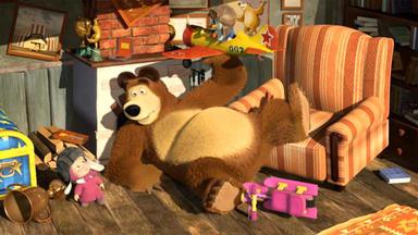 Mascha Und Der Bär - Wir Sind Eine Familie