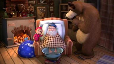 Mascha Und Der Bär - Fröhliche Weihnachten
