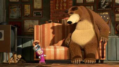 Mascha Und Der Bär - Mascha Kuriert Den Bären