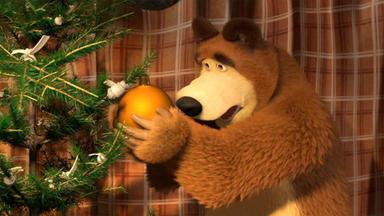 Mascha Und Der Bär - Weihnachten Allein