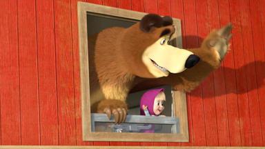 Mascha Und Der Bär - Auf In Die Ferien
