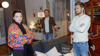 Gzsz - Paul Versucht Die Spannungen Zwischen Emily Und Philip Zu Entschärfen