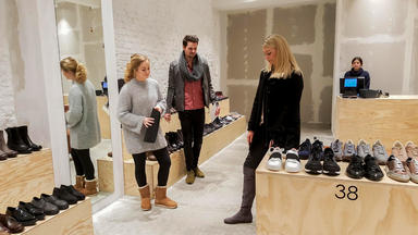 Shopping Queen - Gruppe Münster: Tag 2 \/ Svenja