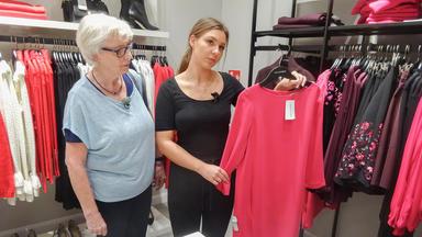 Shopping Queen - Drei-genearationen-spezial: Tag 3 \/ Julia, Bettina Und Marion, Hamburg