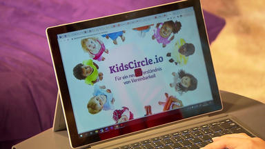 Startup News - Digitale Kinderbetreuung