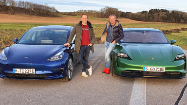 Grip - Das Motormagazin - Matthias Und Nikki Testen Elektro-spaß-raketen