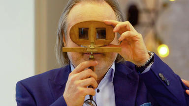 Die Superhändler - 4 Räume, 1 Deal - The Vistascope \/ 4711 Dekobox Mit Attrappen \/ Art Déco Lampe