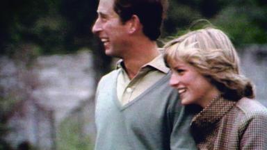 Flashback: Royale Romanzen - Kamera An! Charles & Diana In Den Flitterwochen