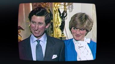 Flashback: Royale Romanzen - Charles Und Diana Verstecken Sich Nicht Mehr
