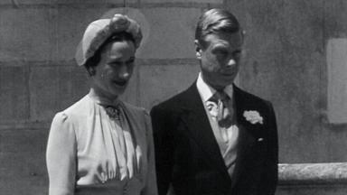 Flashback: Royale Romanzen - Die Liebe Im Skandal - Edward Heiratet Mrs. Simpson