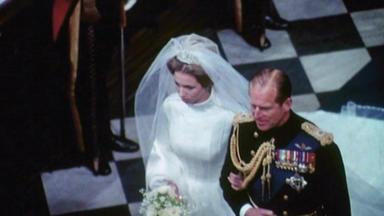 Flashback: Royale Romanzen - Prinzessin Annes Strahlende Hochzeit