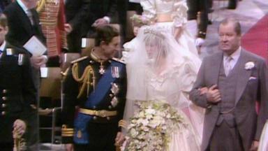 Flashback: Royale Romanzen - Dianas Märchenhafte Hochzeit