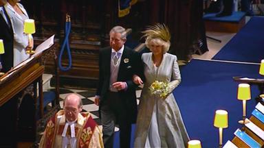 Flashback: Royale Romanzen - Und Nun Die Wahre Liebe - Charles Heiratet Camilla