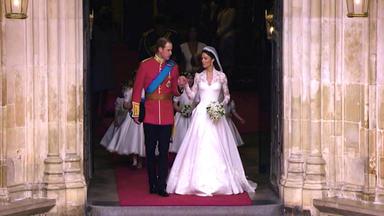Flashback: Royale Romanzen - William & Kate - Diese Hochzeit Hielt Die Zeit An