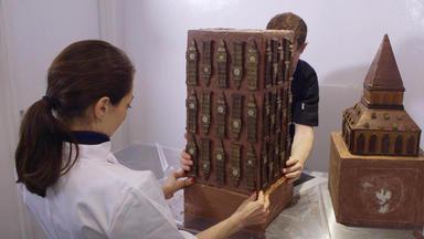 Die Meister-chocolatiers: Träume Aus Schokolade - Big Bens Kleiner Bruder