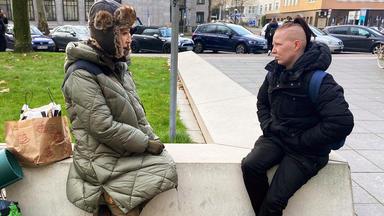 Prominent Und Obdachlos - Gosse Statt Glamour - Tobias Wegener, Désirée Nick, Sandy Fähse
