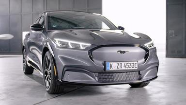 Auto Mobil - Thema U.a.: Mustang Mach E
