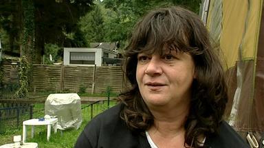 Die Schnäppchenhäuser - Beatrix Lebt Auf Einem Campingplatz
