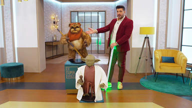Die Superhändler - 4 Räume, 1 Deal - Lifesize Duo Ewok & Yoda \/ Björn Wiinblad Lampe Für Rosenthal Studio Line