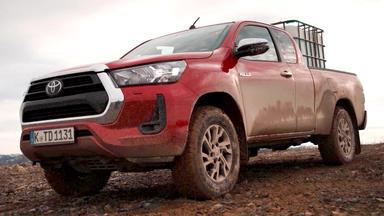 Auto Mobil - Thema U.a.: Toyota Hilux Und Volvo Xc 40 Recharge Im Test