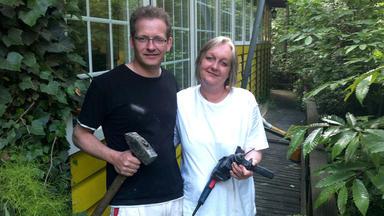 Die Schnäppchenhäuser - Sven Und Nanette Leben In Einem Alten Pfarrhaus