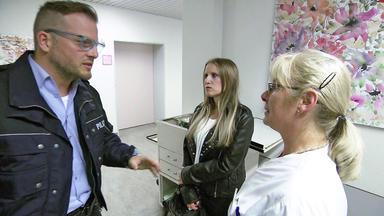Verdachtsfälle - Faule Mutter Parkt Kind Im Krankenhaus