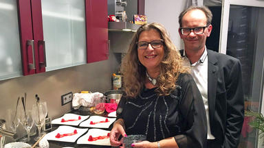 Das Perfekte Dinner - Gruppe Nordrhein-westfalen: Tag 3 \/ Sonja & Dirk
