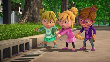 Alvinnn!!! Und Die Chipmunks - Von Mäusen Und Chipmunks \/ Simon Rettet Die Welt