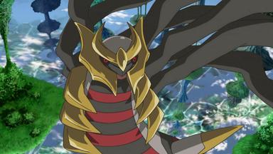 Pokémon 11: Giratina Und Der Himmelsritter - Pokémon 11: Giratina Und Der Himmelsritter