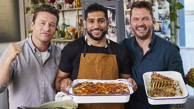Jamie And Jimmy's Food Fight Club - Mohammad Alis Leibspeise Mit Amir Khan