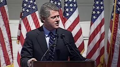The Clinton Affair - Praktikantin Im Weißen Haus