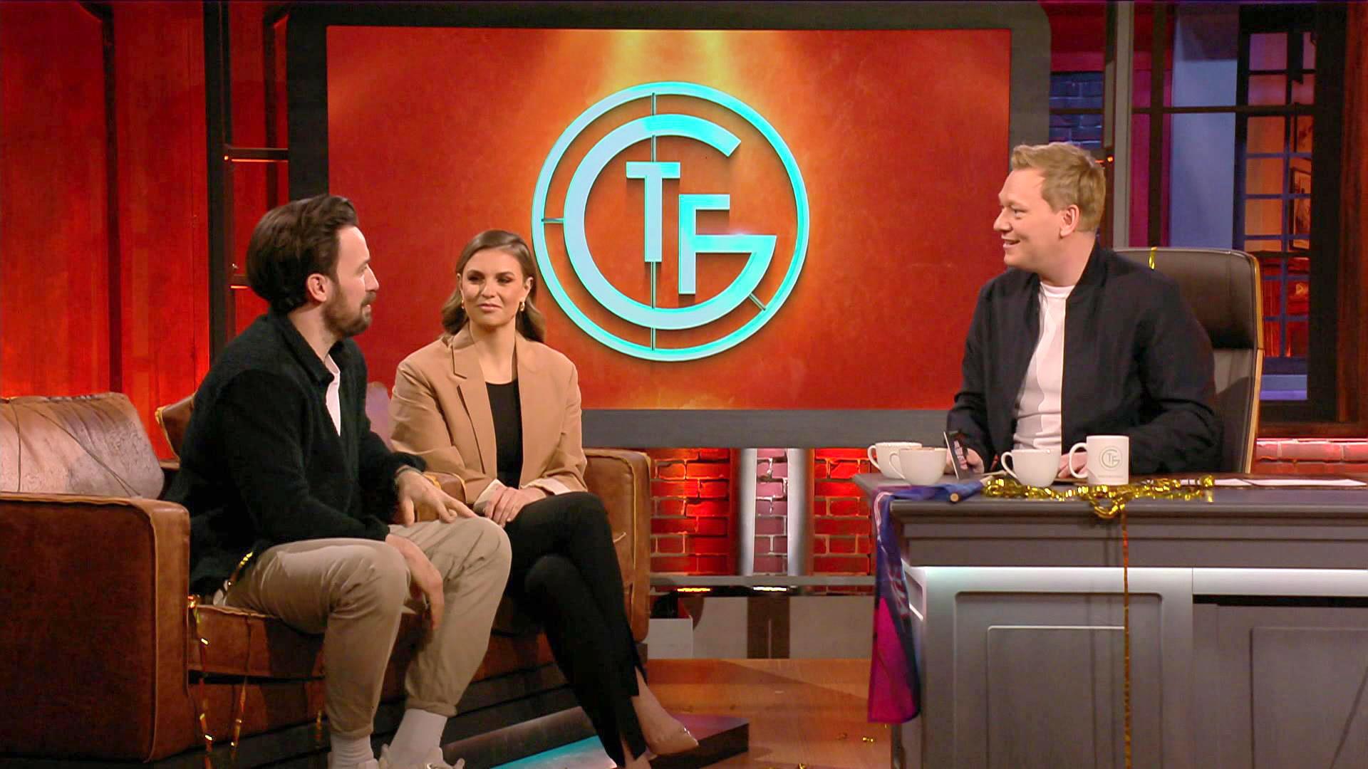 Folge 32 mit Jan Köppen und Laura Wontorra   Folge 32