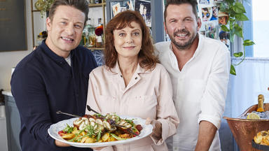 Jamie And Jimmy's Food Fight Club - New Orleans Style Gumbo Mit Susan Sarandon
