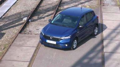 Auto Mobil - Thema U.a.: Der Dacia Sandero
