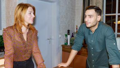 Gzsz - Nihat Und Lilly Werden Unerwartet Zum Brunch Eingeladen